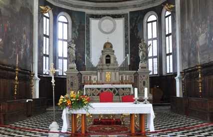 Iglesia de San Pedro Martir