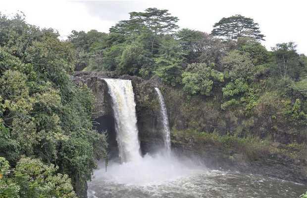 Cachoeira Rainbow Falls
