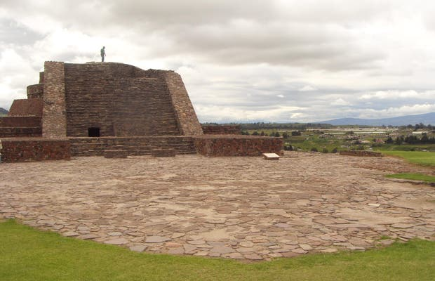 Ruinas de Calixtlahuaca