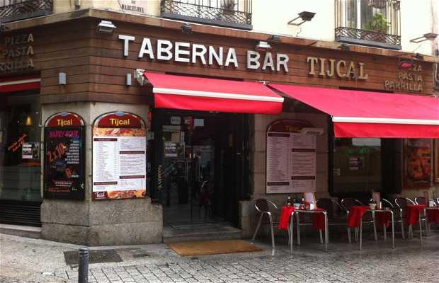 Taberna Bar Tijcal
