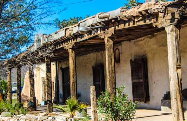 Ex Hacienda Santa María