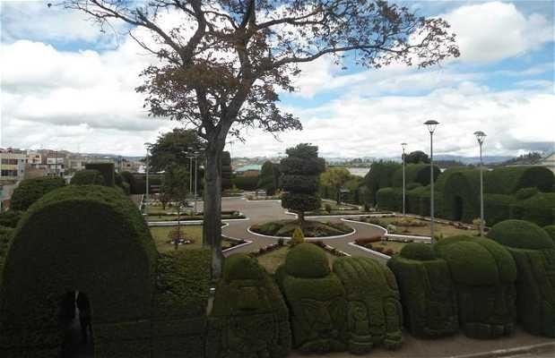 Jardín Altar de Dios