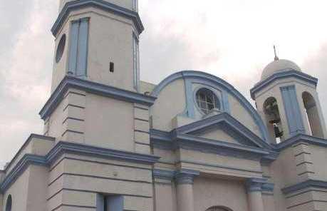 Eglise paroissiale de San Cristóbal