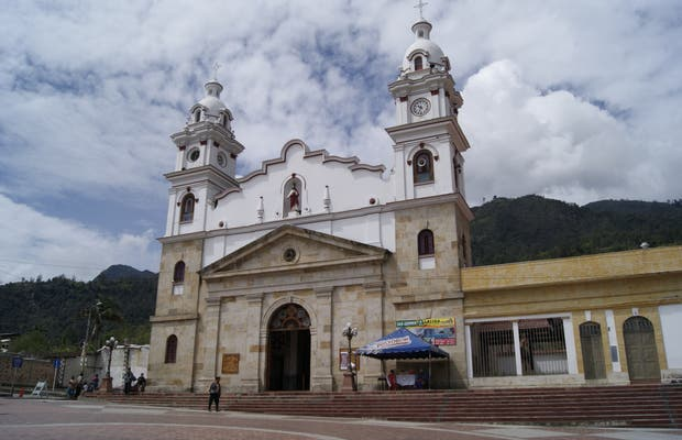 Templo San Miguel Arcangel