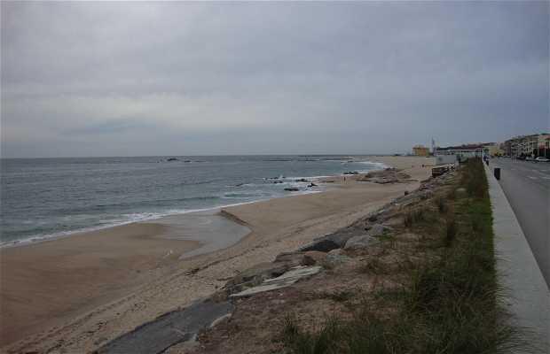 Marginal Atlântica de Vila do Conde