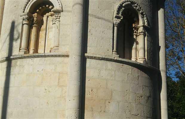 Iglesia Santa María de Siones
