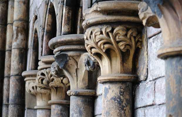 Abadía de Holyroodhouse