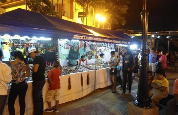 cerro Santa Anna Market