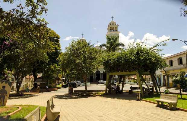 Plaza da Matriz de Itanhandu