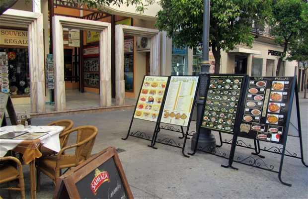 Restaurante Don Tapa
