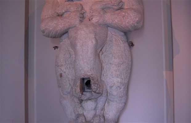 Estatua romana del dios Bes