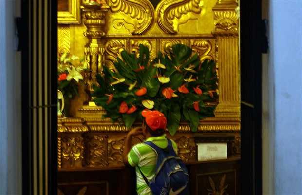 Capilla del Santísimo - Iglesia de San Francisco