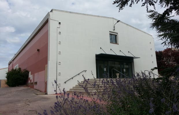 Salle du Grès