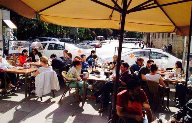 Cafe Bar Figueroa Taperia Vinoteca