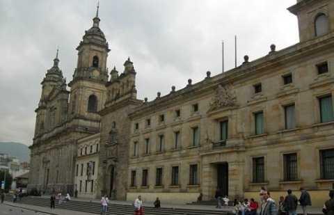 Cathédrale de l'Immaculée-Conception de Bogota
