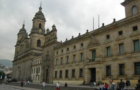 Primatial Cathedral of Bogotá