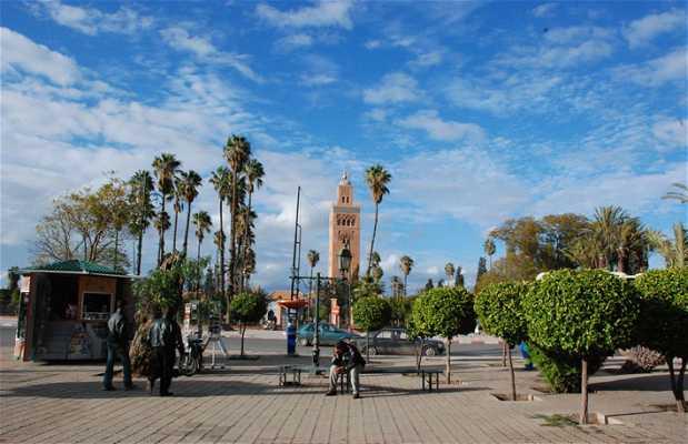 Parque Lalla Hasna