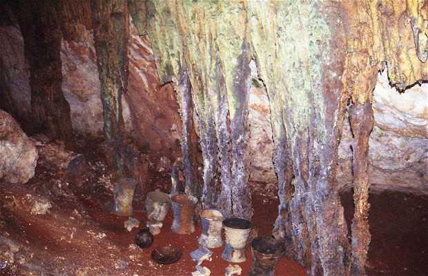Balankanché Caves