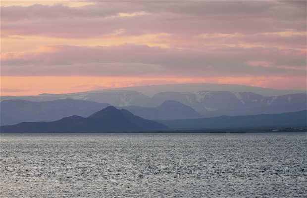 Lago Úlfljótsvatn