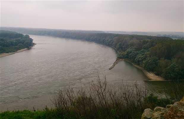 Vista sobre el Danube