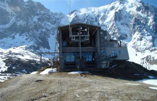 Façade nord du Mont Blanc
