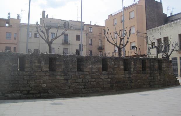 The Wall of the Armas Ground