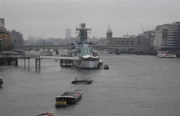 Museo Flotante HMS Belfast
