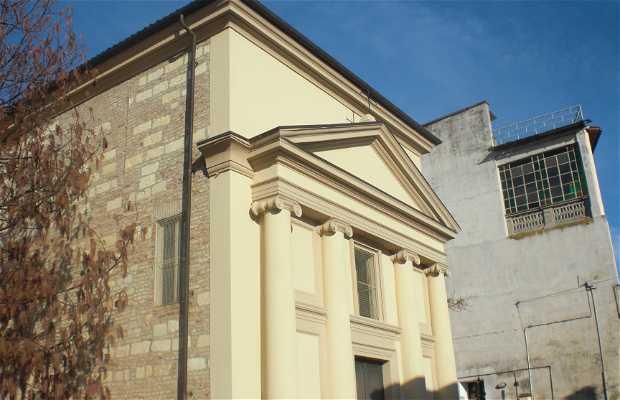 Oratoria San Girolamo Emiliani