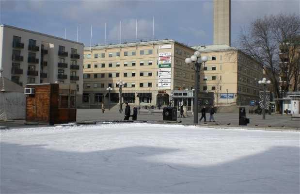 Plaza Medborgarplatsen