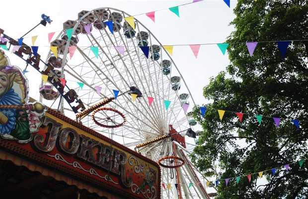 Feria de Volkspark Hasenheide
