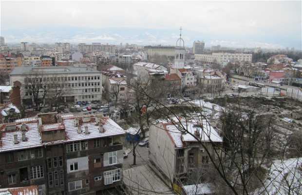 Colines de Plovdiv