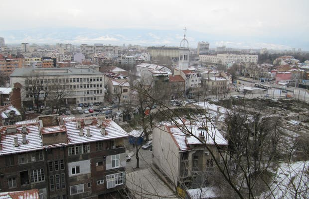 Hills of Plovdiv
