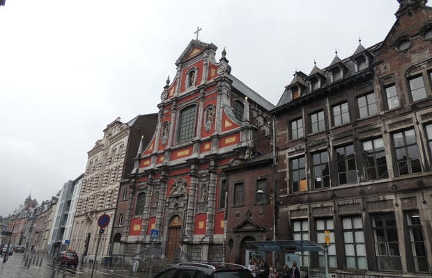 Iglesia ND de l'Immaculée-Conception