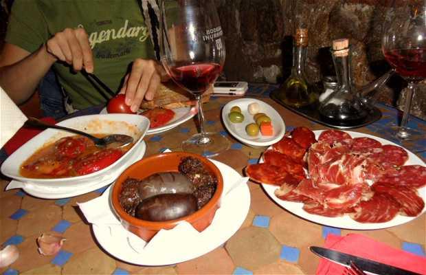 Restaurante Bodega La Tinaja
