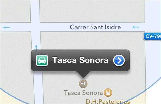 Restaurante Tasca Sonora