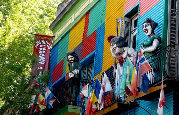 Rue Caminito de Boca