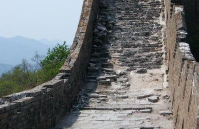 Muralha da china tramo Jinshanling