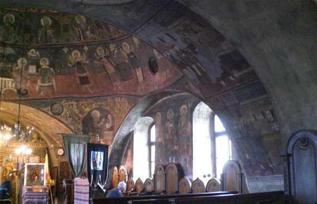 Iglesia de Sibiel