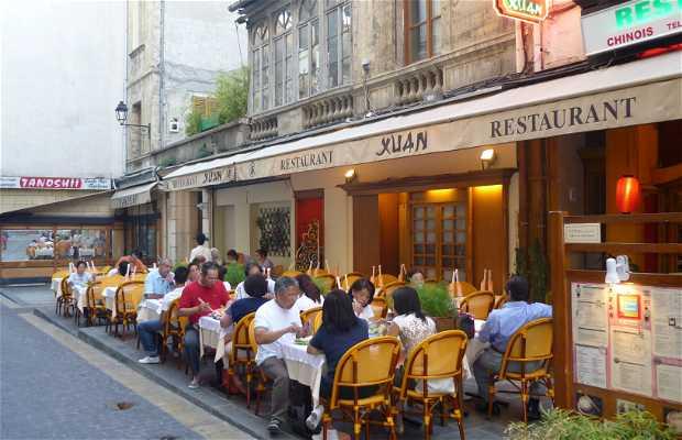 Xuan restaurant