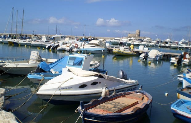 Puerto de Trapani
