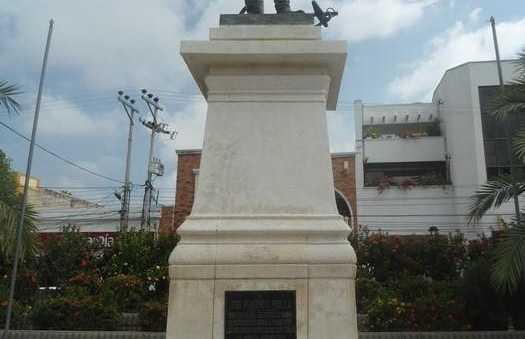 Plaza Jose Prudencio Padilla