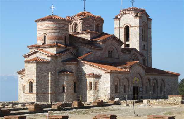 Complex of St Clement, Plaosnik