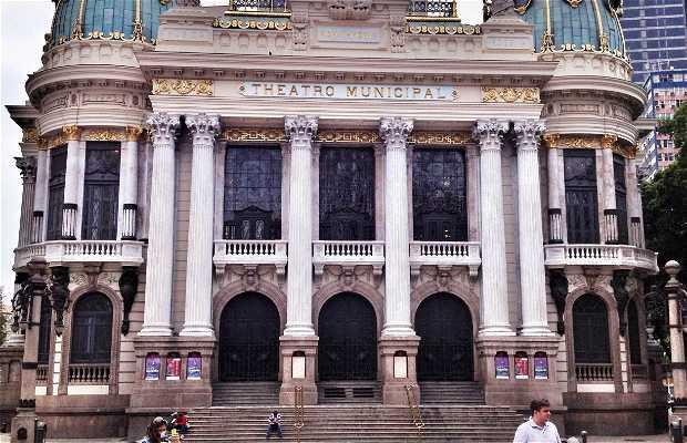 Teatro Municipal de Rio De Janeiro