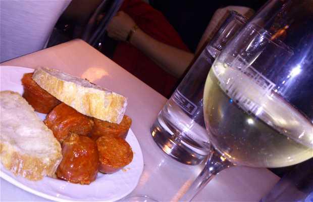 Bar Restaurante Mercado