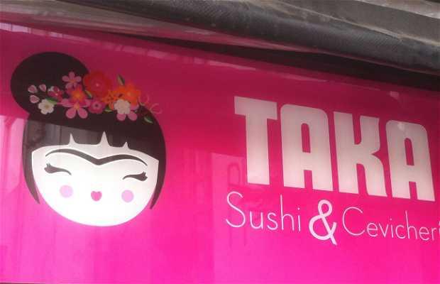 Taka Sushi y Cevicheria