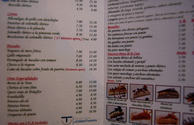 Restaurante La Bodeguilla Del Bar Jamón
