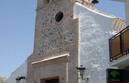 San Mateo de Almáchar Parish Church