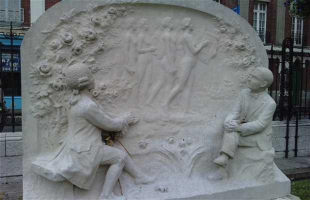 Escultura Rosatis