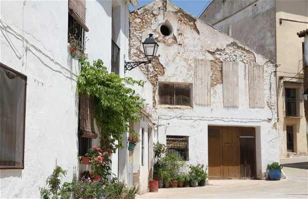 Calle Casares