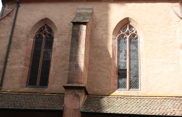 Capilla Saint Michel